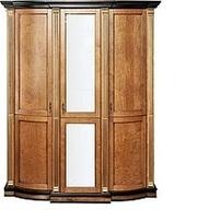 Шкафы Венеция 3А П234.10 массив березы Пинскдрев