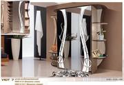 Шкаф комбинированный для прихожей Уют-7 КМК 0123))