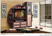 Шкафы комбинированные Токио-3 КМК 0350-02