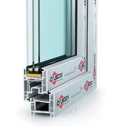 Окна ПВХ Brusbox-1