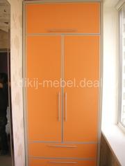 Мебель для Балкона купить в Гомеле шкафы столы дизайн интерьер
