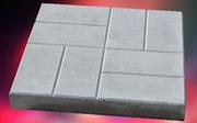 Тротуарная плитка 8 кирпичей в Гомеле