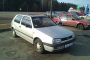 Volkswagen Golf 3,  хэтчбэк,  1993 г.