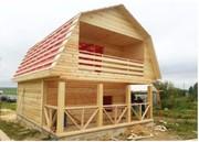 Недорого Построим Дом из бруса на вашем участке в Белицке