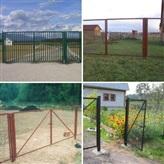 Ворота и калитки от производителя в Гомеле