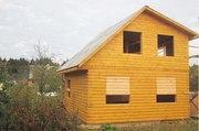 Дом-Баня из бруса готовые срубы с установкой-10 дней недорого Белицк