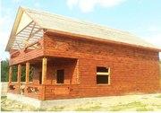 Дом-Баня из бруса готовые срубы с установкой-10 дней Лоев