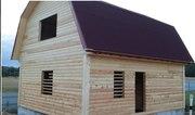Дом-Баня из бруса готовые срубы с установкой-10 дней недорого Петриков