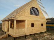 Дом-Баня из бруса готовые срубы с установкой-10 дней недор Чечерск