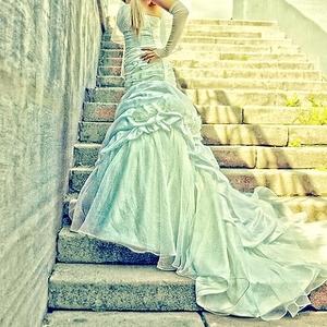 Свадебное платье французского дизайнера Miss Paris