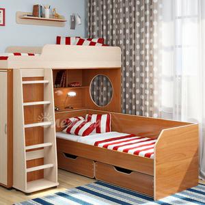 Кровать детская Легенда 5.4