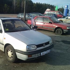 Volkswagen Golf 3,  хэтчбэк,  1993 г.