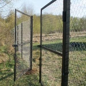 Ворота и калитки металлческие  с доставкой
