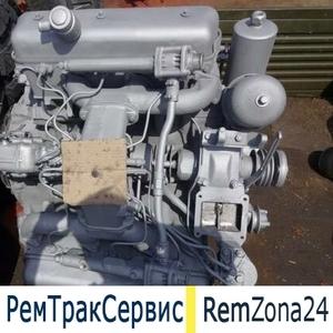 двигатель ямз-236 после капремонта