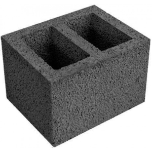 Блок для вентканалов 1, 2, 3х канальные
