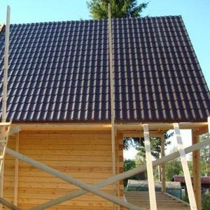 Строительство крыш и ремонт кровли недорого. Калинковичи и рн