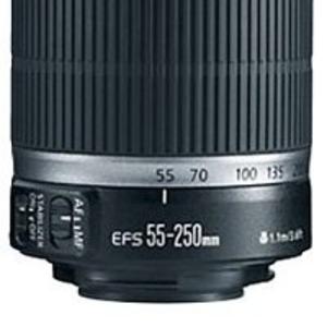 EF-S 55 250iS