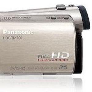 Видеокамера Full HD Panasonic HDC-TM300-S