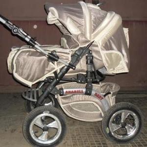 Продается коляска-джип