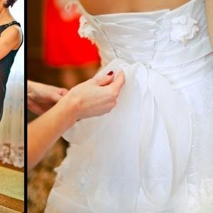 Свадебное платье б/у 1раз
