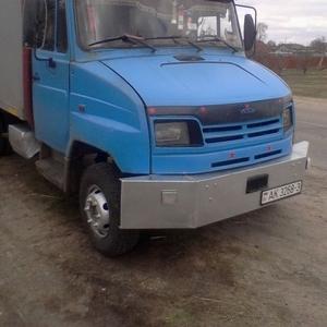 ЗиЛ 5301 грузовой фургон