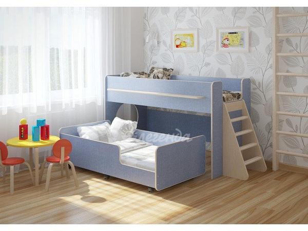 Кровать двухъярусная Легенда 23.3