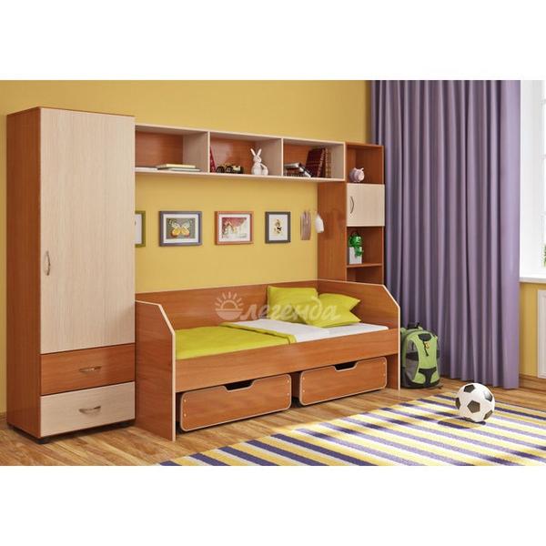 Детская комната Легенда 1,  разные цвета