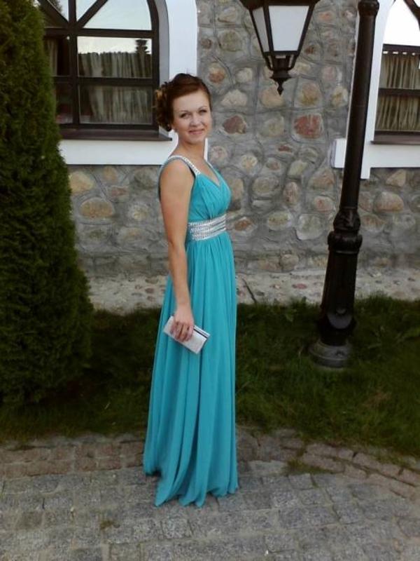 Вечернее платье размер 46 2