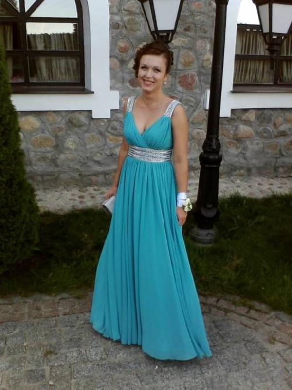 Вечернее платье размер 46 5
