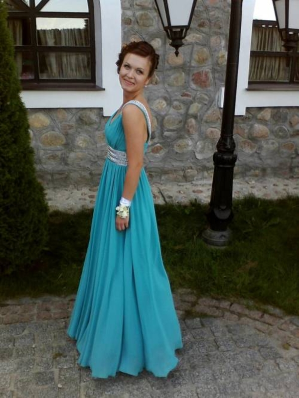 Вечернее платье размер 46 6