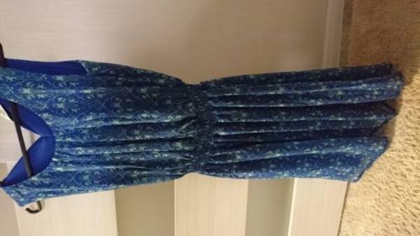 Летнее весеннее платье новое 46 размер 3