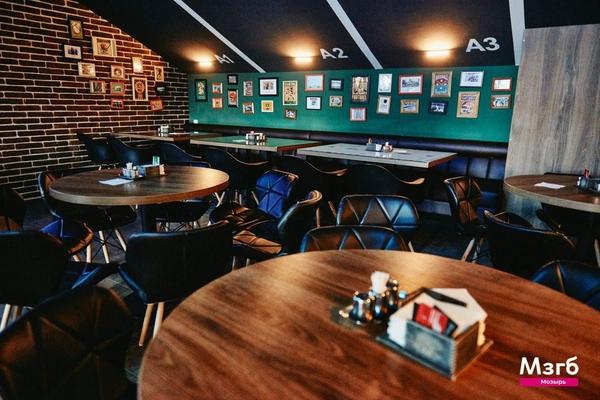 Спортивный бар в г. Мозыре