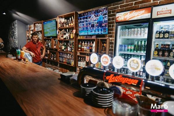 Спортивный бар в г. Мозыре 2