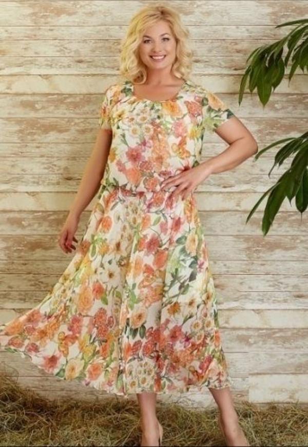 Ликвидация склада женских платьев лучших белорусских производителей 5