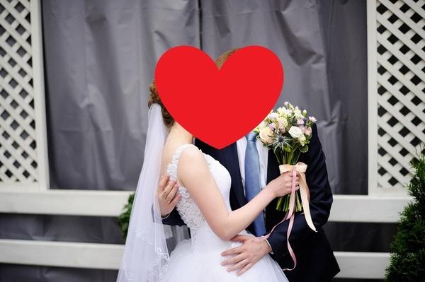 Свадебное платье для стройной невесты 4