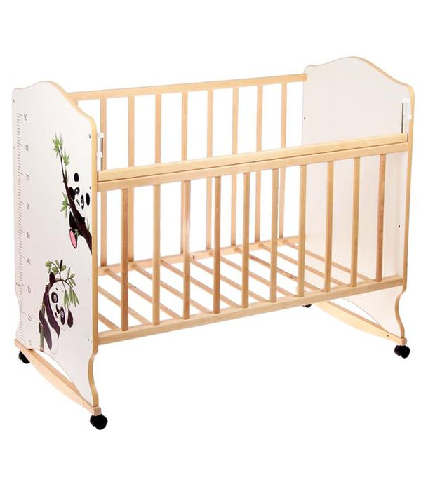 Детская кроватка качалка Морозко 2