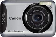 Фотоаппарат цифр. Cannon A490,  10 Mpx,  2.5