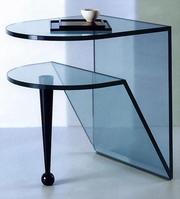Мебель из стекла под заказ.