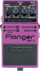 Продаю педаль Flanger BF-3